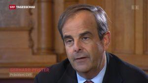 CVP-Präsident Gerhard Pfister will Rückzug der Initiative «Für Ehe und Familie» beantragen