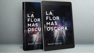 banner libros daniel fuertes la flor mas oscura novela