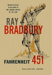 primera portada fahrenheit 451 ray bradbury novela distópica