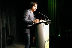 Jian Ghomeshi hosts the Hot Docs Awards Ceremony at the Windsor Arms Hotel
