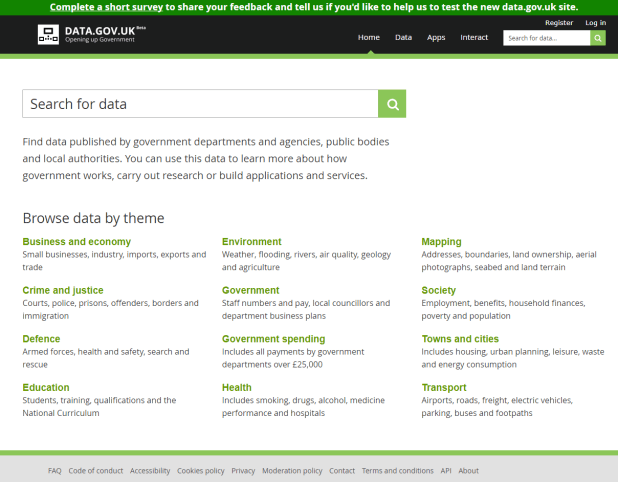 data gov uk qlik sense app