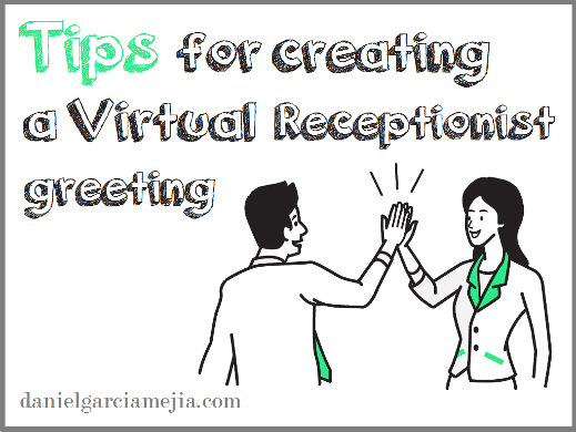 tips virtual recepcionist business addicts