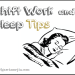 shift work and sleep tips miniatura