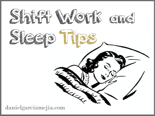 shift work and sleep tips miniatura