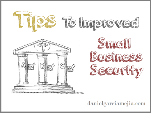 tips to improved small business security miniatura