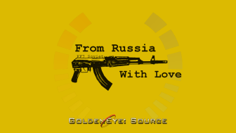 Russia with Love - Yellow