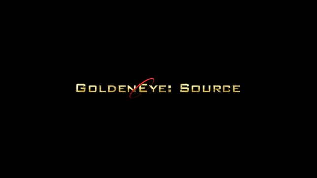 GoldenEye: Source Logo