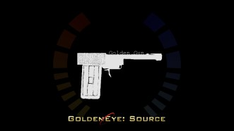 Golden Gun - Black