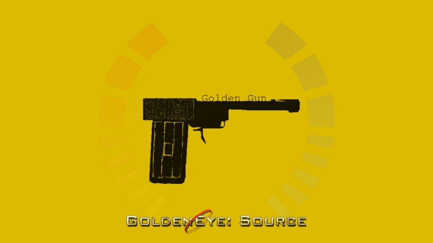 Golden Gun - Yellow