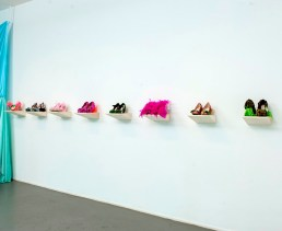 Daniel González Criminal Aesthetic Fashion_courtesy the artist and Diana Lowenstein Gallery
