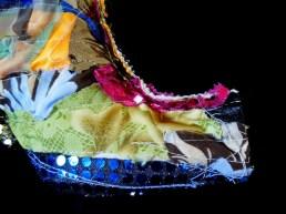 Free Beauty Sculpture Shoes Collection #1, 2016, unique piece