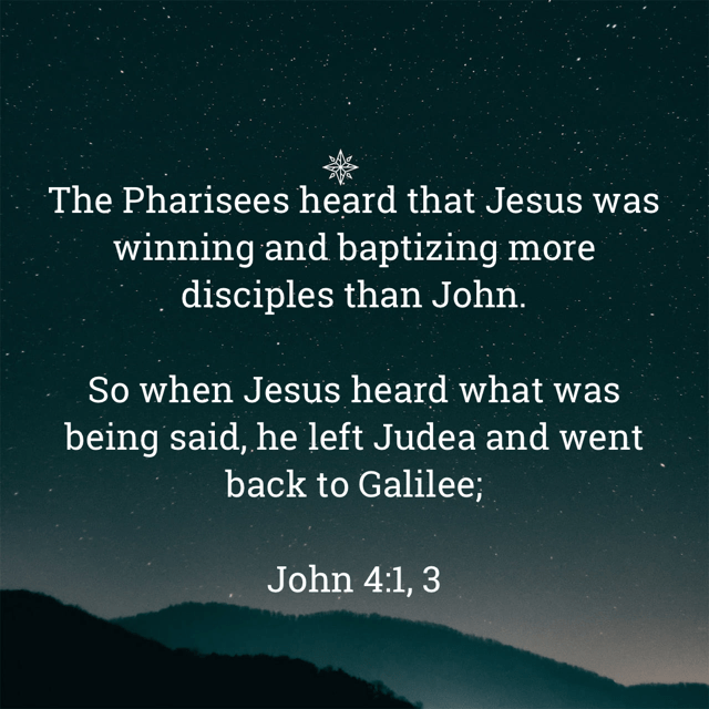 What really is the matter with the Pharisees