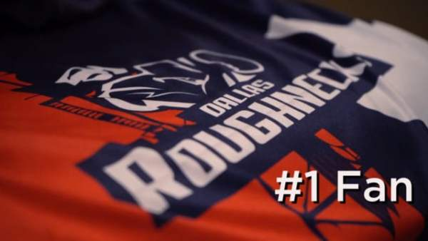 Dallas Roughnecks | Momma Walker