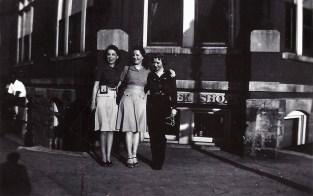 Grandma in middle   J. M. Shafer Staff Photographer Altoona Mirror