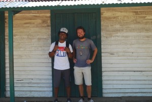 Eric (now Malagasy Team Leader) was a guide back in 2012