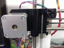 old left X axis carriage