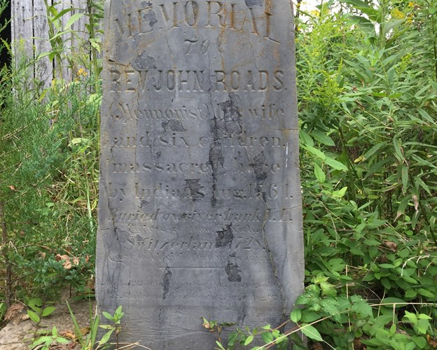 10 – Indian Troubles in the Shenandoah Valley, VA