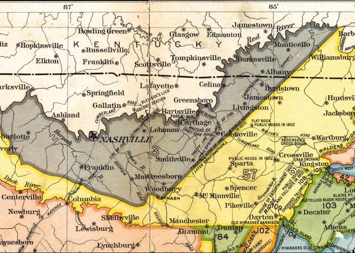 30 – Daniel Haston Family Moves Across the Cumberland Plateau
