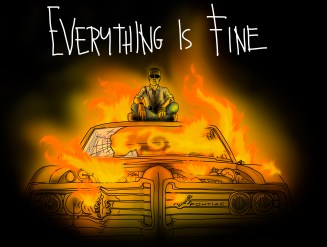 Everything is fine.
