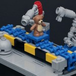 lego assembly line vizualization