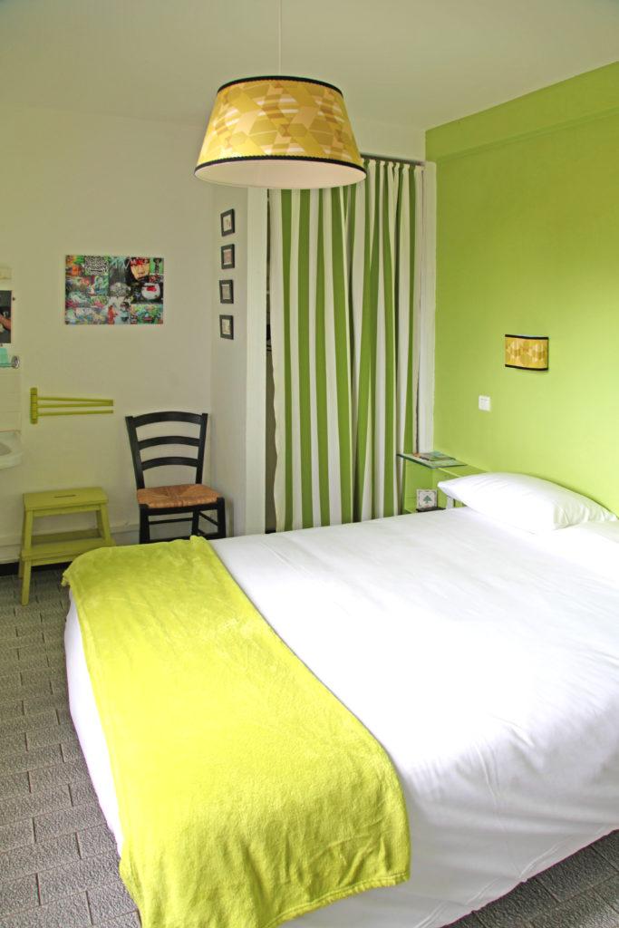 Duft-Reisende – Chez Marie- Hotelzimmer