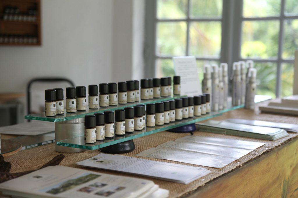 Duft-Reisende – Ein tolles Sortiment an ätherischen Ölen