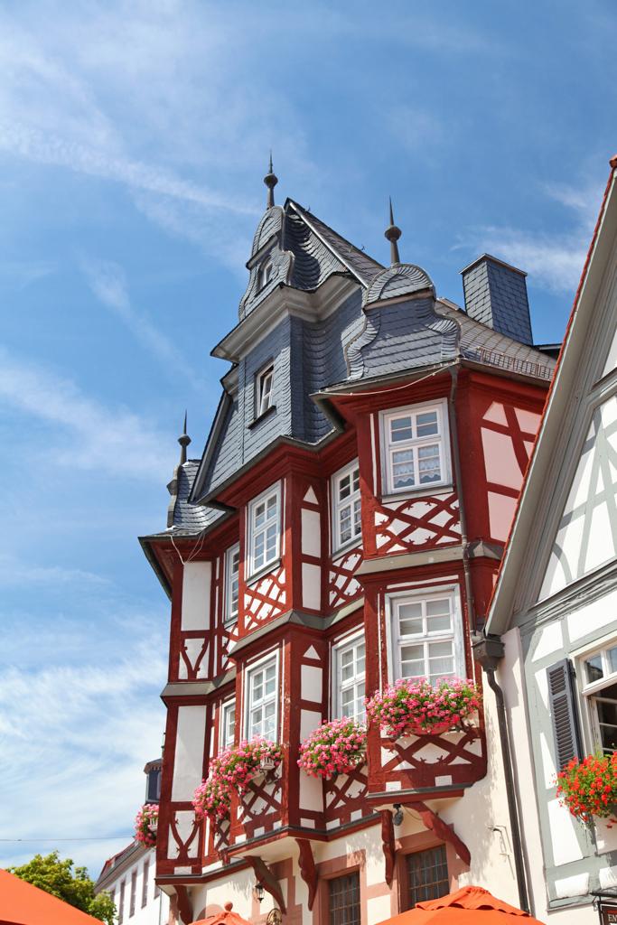 Duft-Reisende – Die Liebigapotheke in Heppenheim