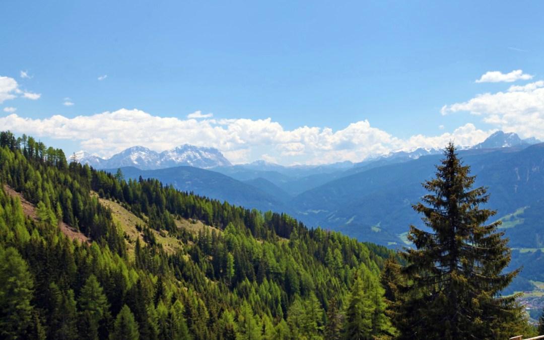 Duft-Reisende – Bergpanorama in Südtirol