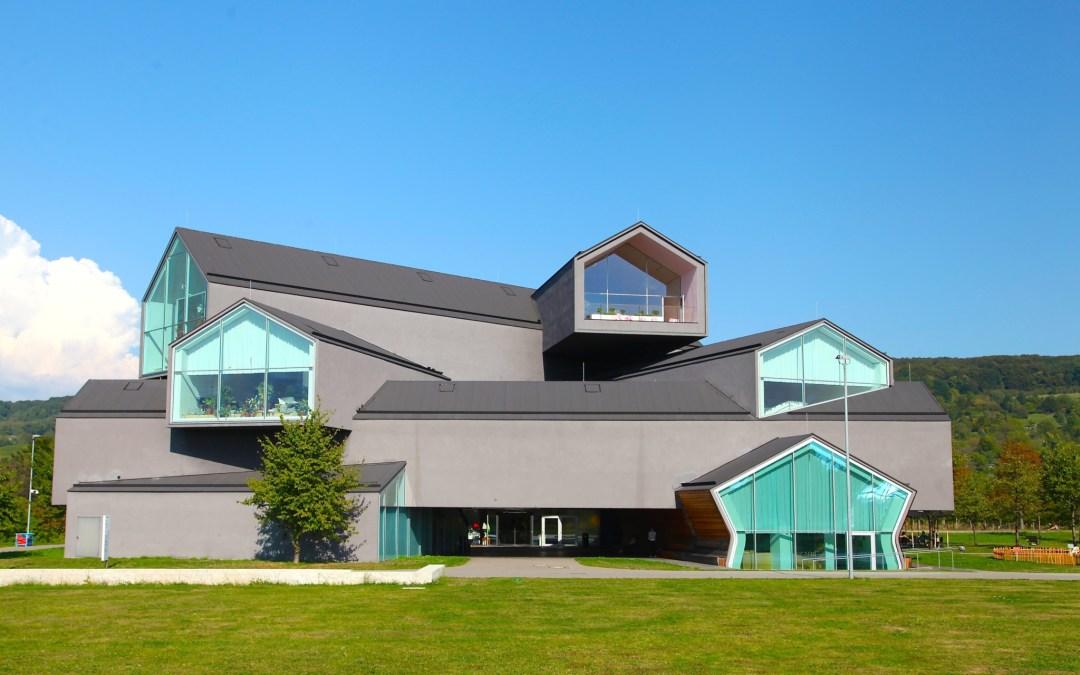 Im Drei-Länder-Eck – Vom Design Museum mitten im Grüne