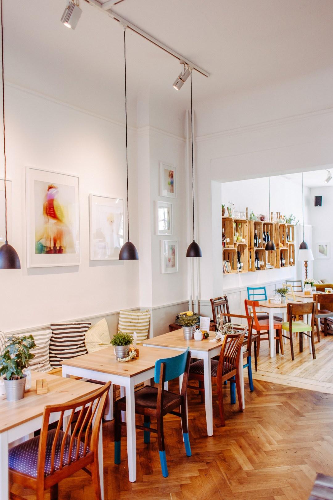 Entspanntes Ambiente bei Suppe mag Brot. Fotos von Rebekka Weiland.