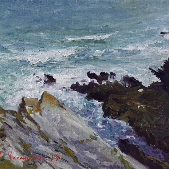 Anglesey painting.