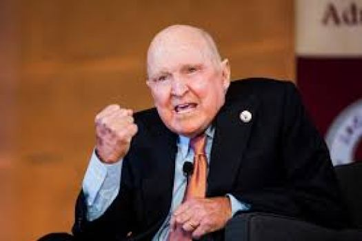 Jack Welch was a tyrant of perfection
