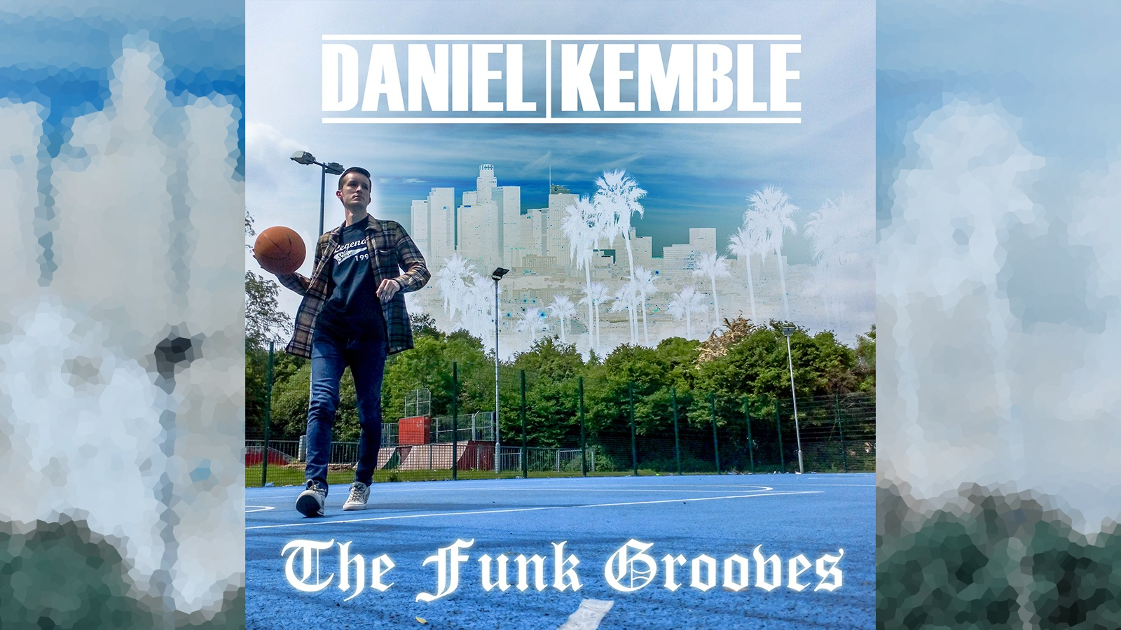 The Funk Grooves YouTube Widescreen Photo, daniel kemble, album cover