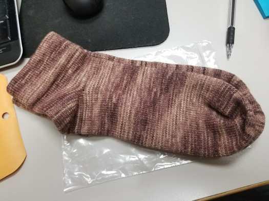 handmade size 16 socks