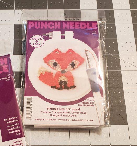 punch needle kit