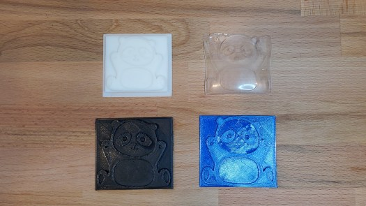 comparison of 4 3d printing materials for stamping