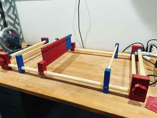 3d printed loom