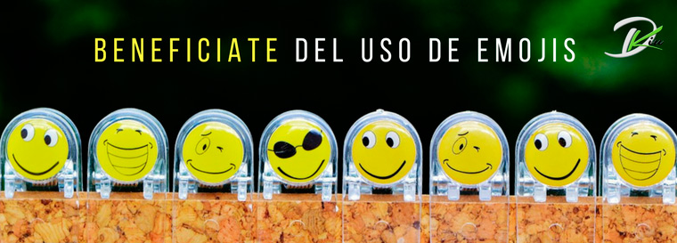 Imagen de Beneficiate del uso de Emojis - Marketing Disruptivo Daniel kiu