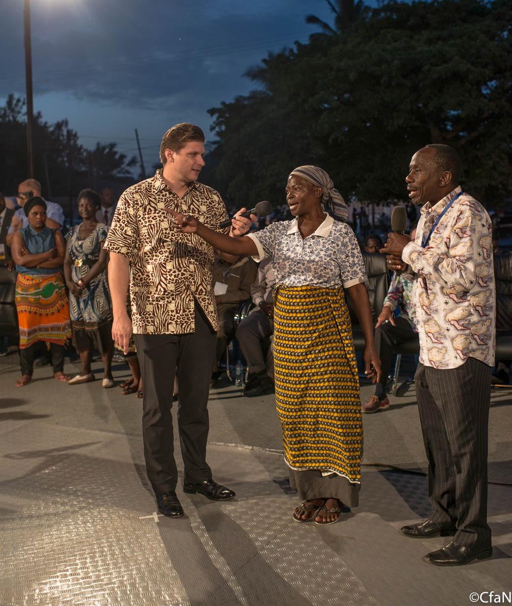 A Witch Doctor Delivered – Mwanza. Tanzania – Day 3 – Daniel Kolenda