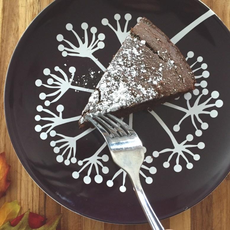Easy Espresso Chocolate Cake