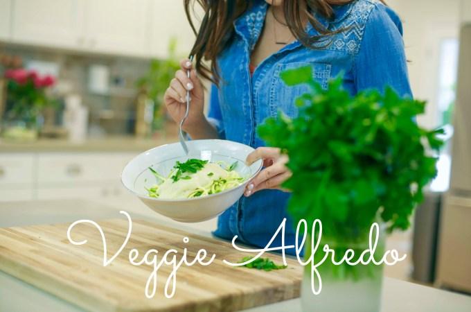 Veggie Alfredo