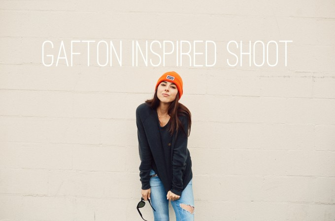 Gafton inspired shoot