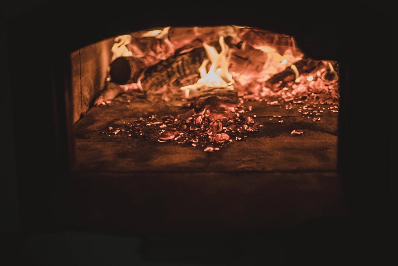Pizzabacken in der Kulturfabrik