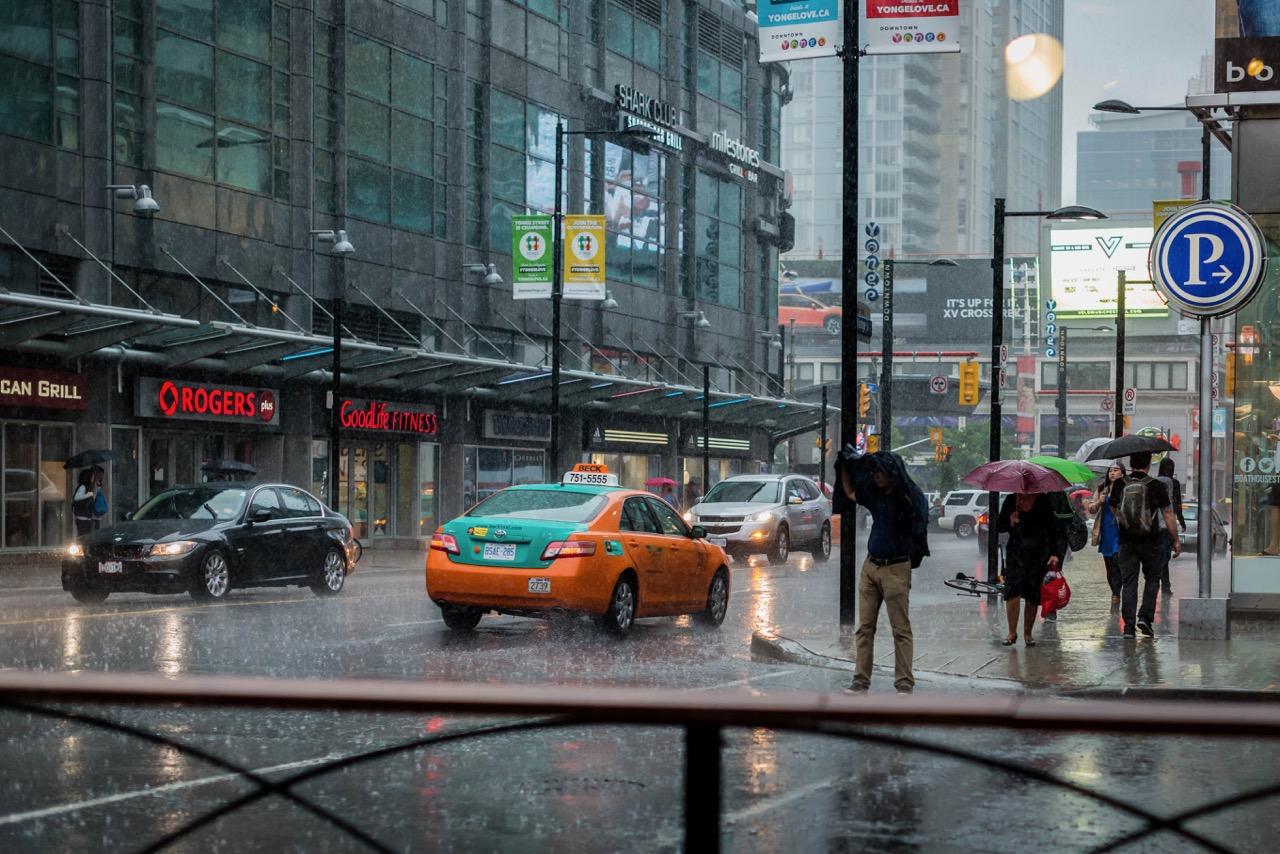 Stadtbummel Toronto Kanada