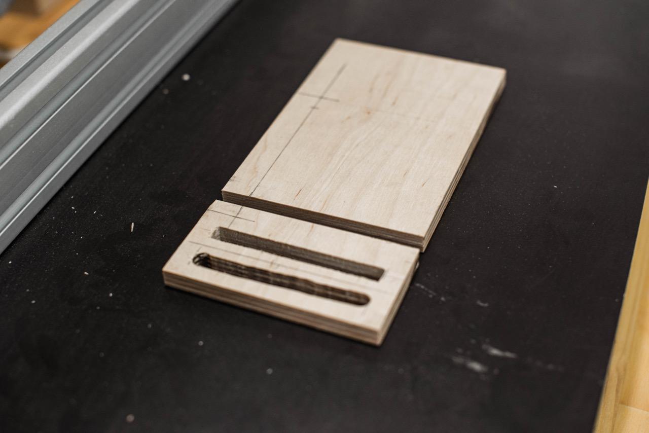 Sägeblatt Expert Wood Multiplex Birke Unterseite