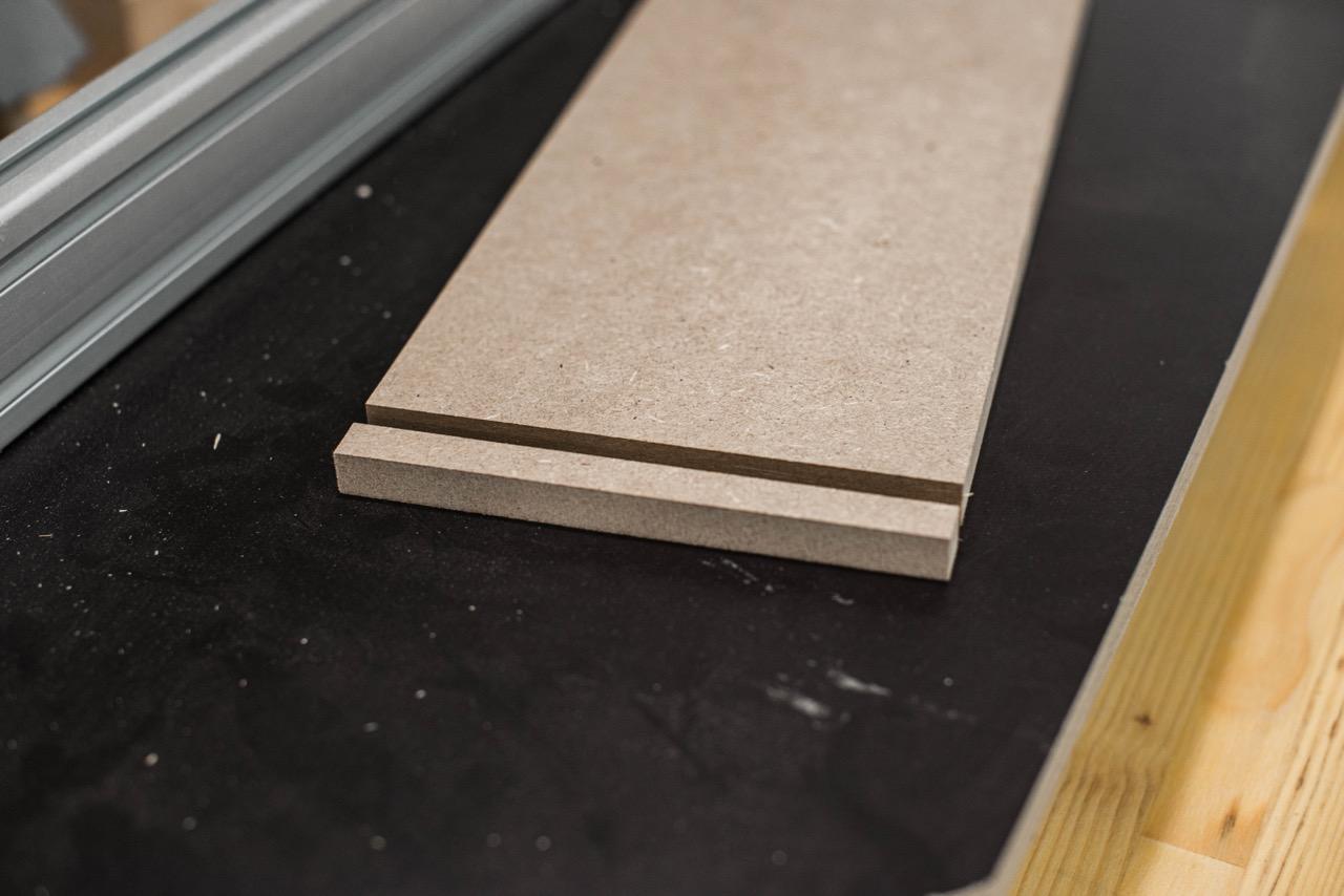 Sägeblatt Expert Wood MDF Oberseite