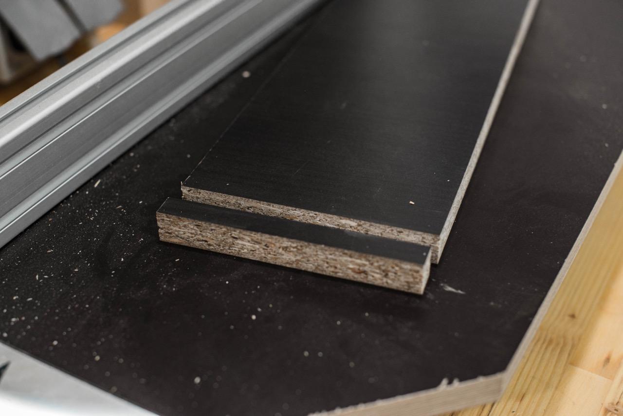 Sägeblatt Expert Wood Spanplatte beschichtet Unterseite
