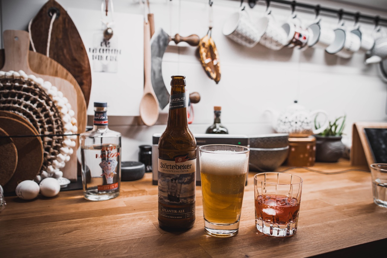 Störtebecker Atlantik Ale
