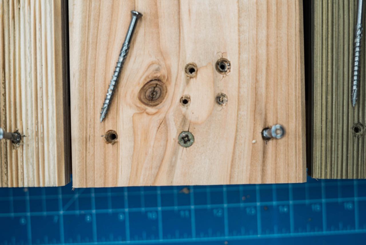 Tool Check: Terrassenschrauben von Primo24