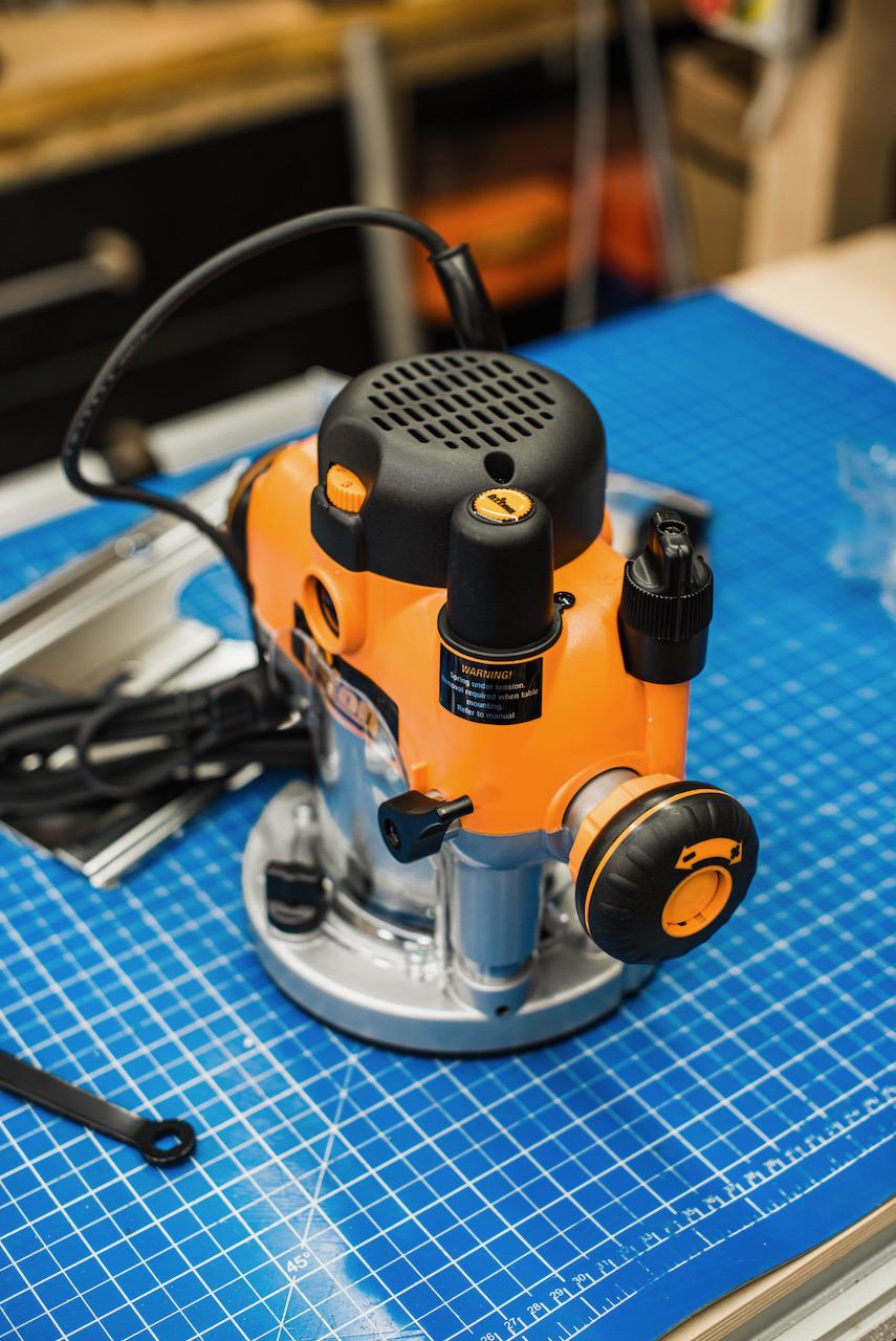 Tool Review: Triton TRA001 mit Sauter ELP 2.0